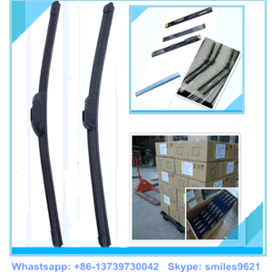 Reine Anblick-Windschutzscheiben-flache Universalwischer-Schaufel