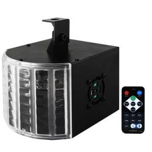 La refrigeración por aire Rgbywp efecto automático de la luz de la etapa de LED