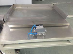 Cubeta de plástico contando la máquina