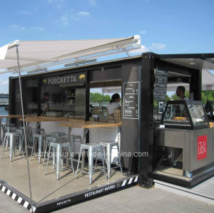 Food & Beverage Container Bar Shipping Container coffee shop