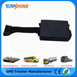 Perseguidor esperto do GPS do veículo do sensor 3G do ruído elétrico do alarme do carro de Bluetooth