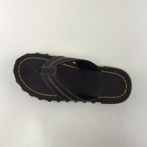 Пвх и PU пляжа Шлепанцы для мужчин обувь