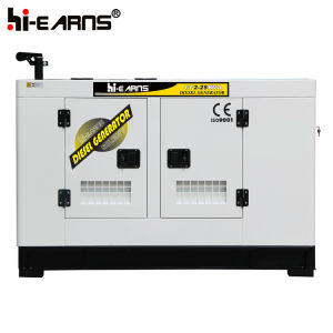 Water-Cooledディーゼル発電機セット(GF2-24KW)