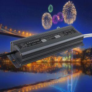 12/24V da 20W a 250W impermeabilizzano le Htl-Serie dell'alimentazione elettrica del LED