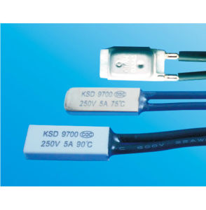 Los cables del sensor de temperatura NTC 5k 10k 100k, el termistor 10k