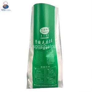 Haltbarer 25kg 50kg Plastikverpackungs-Reis-Beutel