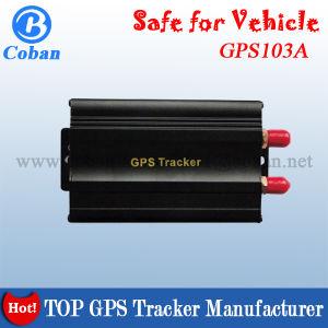 Rastreador de veículo GSM/GPRS em Tempo Real do Veículo Rastreador GPS veicular de rastreamento