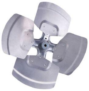Las aspas del ventilador axial de metal fabricante