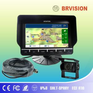 7 Polegadas Navegação GPS do veículo automóvel de rastreamento de monitorar