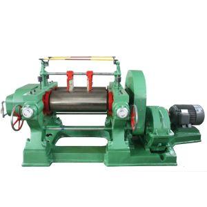 Un frantumatore di gomma dei 2 rulli per il rivestimento di gomma o di plastica