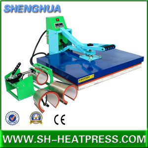 Clothing Mug를 위한 t-셔츠 Mug Sublimation Heat Press Machine Combo Heat Presses
