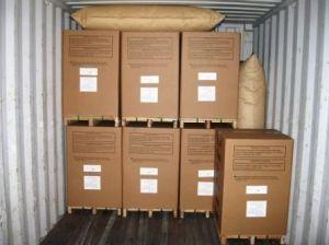 Evitar daños en los productos de papel kraft con bolsa de relleno de aire de certificación de AAR