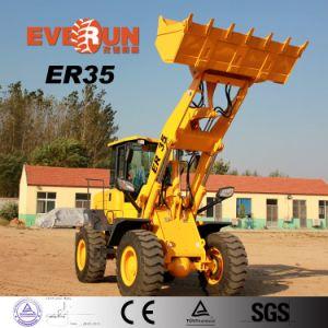 販売のためのEverun中国Er35のフロント・エンドローダーの車輪
