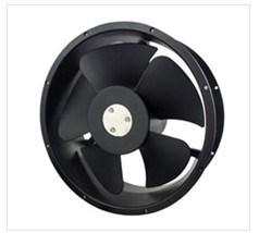 Flujo de aire alto 110V/220V de 254*89mm AC Ventilador de refrigeración para equipos de laboratorio y de la caja con 5 años de Larga Vida