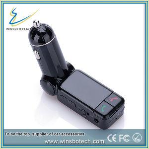 MP3, USB, cargador de coche combinación Kits manos libres Bluetooth transmisor FM