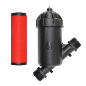 Irrigation를 위한 Y Type Plastic Disc Filter/Water Filtration