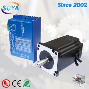 NEMA 23 1.4NM IP65 de circuito cerrado de alta eficiencia con el controlador de motor paso a paso de la promoción y la caja de engranajes
