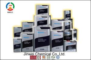 Jinwei de camiones de alta calidad de la superficie metálica pintura acrílico claro