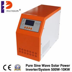 Generador solar, sistema de Energía Solar, Solar Home System 5000W