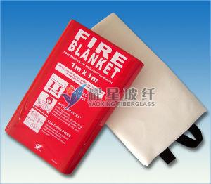 Isolamento termico Glassfiber Fire Blanket 100*100cm