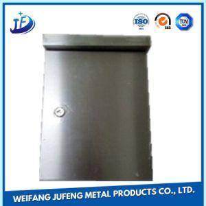 OEM de Bijlage van het Aluminium/de Brievenbus van het Metaal van het Blad met het Stempelen van Proces