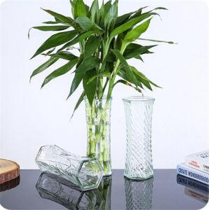 美しいデザインホーム装飾のためのガラスつぼまたはガラスのクラフトかガラスのつぼ