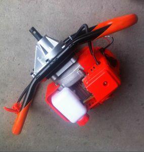 2-52cc Petro la masse du cycle de percer le trou de vis de vidange de postes de la machine DIGGER Ahoyador vis de vidange de la machine