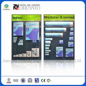 Gabinete modular personalizados para parede K Assinar Sistema curvos