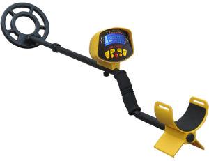 Md-3010II LCD Bildschirmanzeige-Tiefbaugolddetektor-Maschinen-Metalldetektor