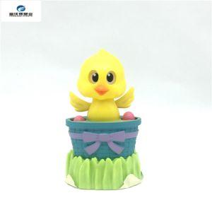 Adorável ~ Quem é que o Grão ~ Dançando Pintinho Amarelo Brinquedo Solar