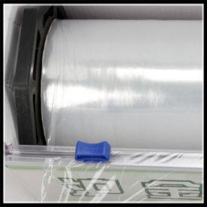 10 Mic PE trecho de PVC Filme de Finalização de alimentos