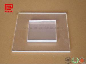 Het transparante ESD Blad van het Plexiglas, Pmma- Blad
