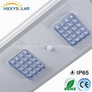 Illuminazione stradale solare tutta compresa Integrated del LED 40W