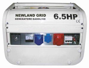 5kw de nieuwe Super Stille Macht van het Ontwerp Generator/6500dx (e) - D3