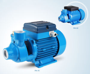 Pm 시리즈 말초 수도 펌프