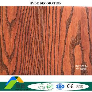 Comité 80404-1 van de Film van de Comités van de Muur van het pleister Binnenlands Decoratief Plastic pvc Gelamineerd