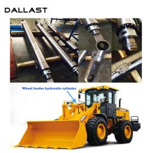 Desempenho excepcional do cilindro hidráulico para máquinas de construção arranhões