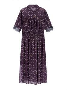 El verano de la mujer sexy lindo Denim Seda, gasa vestido de deslizamiento de la ropa de mujer