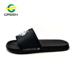Logo personnalisé diapositives sandales faites glisser avec votre logo de patin
