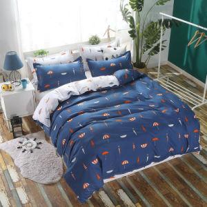 1900本の糸のカウントのエジプト綿の品質のMicrofiberの習慣の寝具