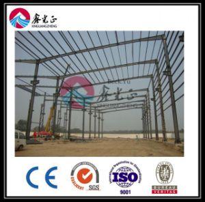 Estructura de acero prefabricados materiales de construcción (BYSS-111)