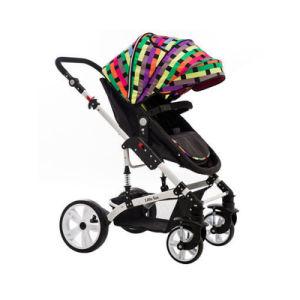 Carrinho de Bebé coloridos com alta paisagem em venda