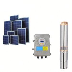 Société de la pompe à eau solaire solaire moteur de pompe à eau