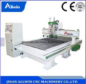 Los dos husillos 2030 Máquina Router CNC Máquina de grabado de 2000x3000mm precio de fábrica