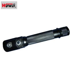 Polizei-Taschenlampe der hohen Helligkeits-LED