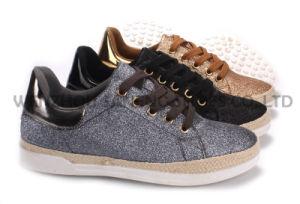 Zapatillas de mujer Ocio zapatos con suela de PU Cuerda CNS-55007