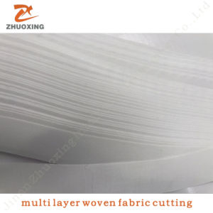 CNC Leather/PU/Fabricの靴甲革の打抜き機