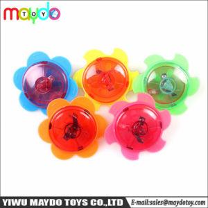 Nieuw Klein Plastic Speelgoed dat Tol voor het Speelgoed van de Prijzen van de Giften van de Vuller van het Ei van het Suikergoed van Jonge geitjes opvlammen