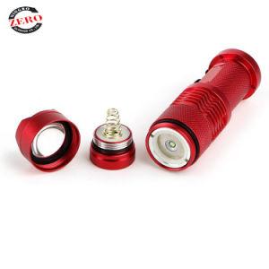 La policía de mano Mini SK68, Q5 linterna LED Mini Linterna más brillantes
