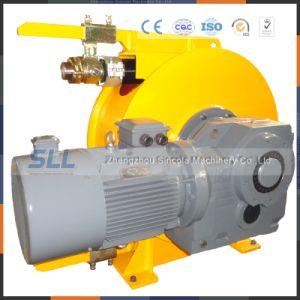 Pompa peristaltica liquida semplice di uso e di funzionamento elettrica